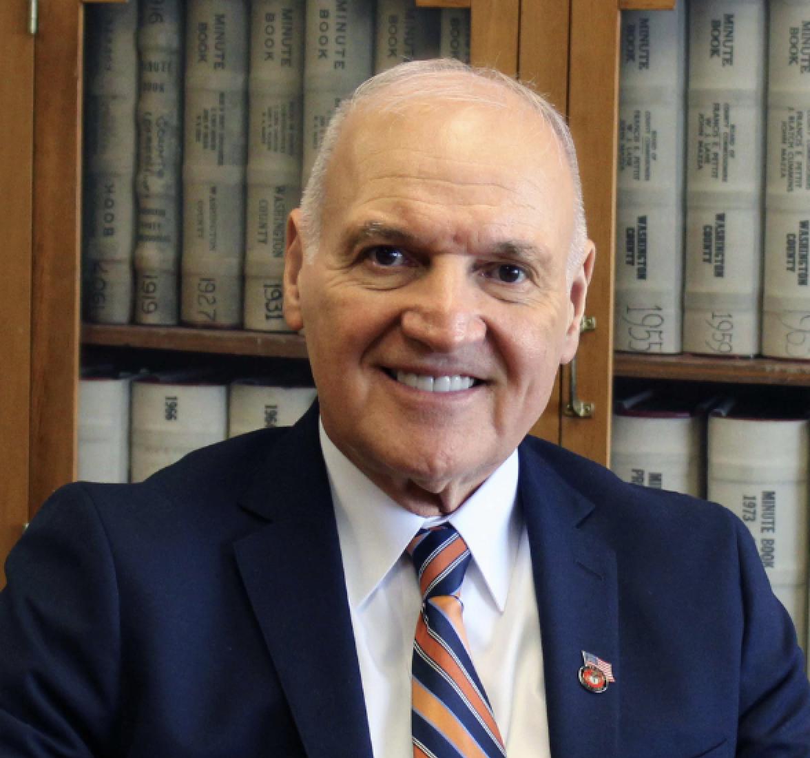 Larry Maggi Commissioner Washington County